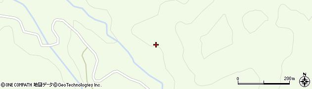 新潟県上越市板倉区久々野(柄山)周辺の地図