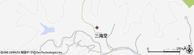 福島県いわき市平豊間(三滝堂)周辺の地図