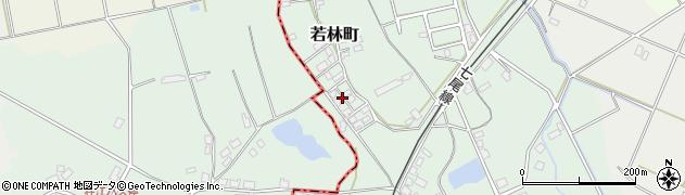 石川県七尾市徳田新町周辺の地図