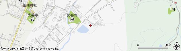 石川県七尾市江曽町(レ)周辺の地図