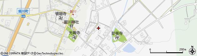 石川県七尾市江曽町(ウ)周辺の地図