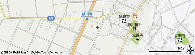 石川県七尾市飯川町(け)周辺の地図