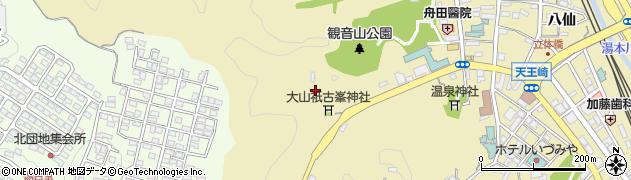 福島県いわき市常磐湯本町(笠井)周辺の地図