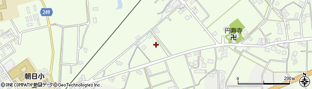 石川県七尾市下町(ケ)周辺の地図