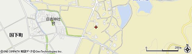 石川県七尾市千野町(セ)周辺の地図