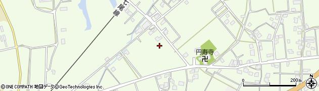 石川県七尾市下町(オ)周辺の地図