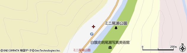 福島県檜枝岐村(南会津郡)上河原周辺の地図