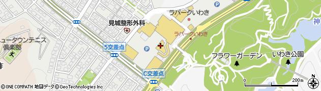 リフォームDEPOT周辺の地図