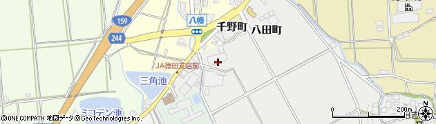 石川県七尾市国下町(ロ)周辺の地図