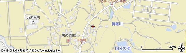 石川県七尾市千野町(ミ)周辺の地図