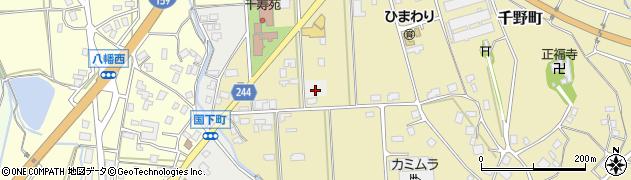 石川県七尾市国下町(か)周辺の地図