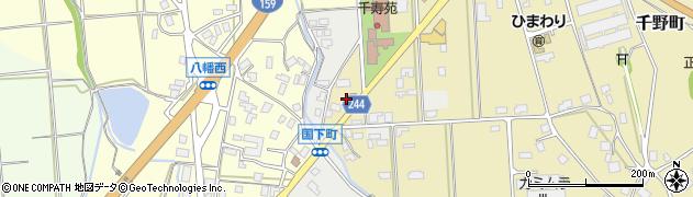 石川県七尾市千野町(ニ)周辺の地図