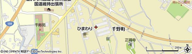 石川県七尾市千野町(ハ)周辺の地図