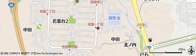 北原電気管理事務所周辺の地図