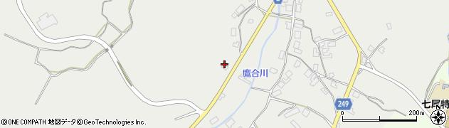 石川県七尾市白馬町(ロ)周辺の地図