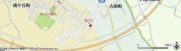 石川県七尾市千野町(ヤ)周辺の地図
