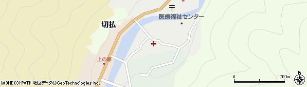 福島県檜枝岐村(南会津郡)下ノ台周辺の地図
