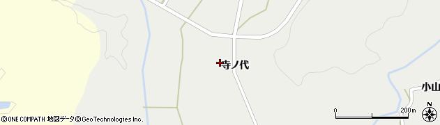 妙光寺周辺の地図
