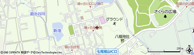 石川県七尾市矢田町(亥)周辺の地図