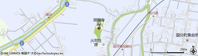 石川県七尾市国分町(フ)周辺の地図