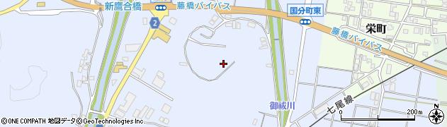 石川県七尾市国分町(ノ)周辺の地図