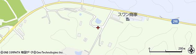 石川県七尾市細口町(マイダリ山)周辺の地図