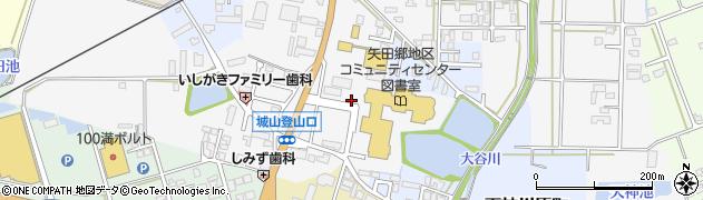 石川県七尾市本府中町(ヲ)周辺の地図
