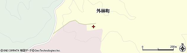 石川県七尾市外林町(リ)周辺の地図
