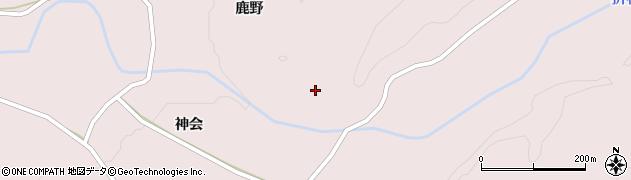 福島県いわき市遠野町上根本(愛宕)周辺の地図
