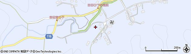 石川県七尾市吉田町(ル)周辺の地図
