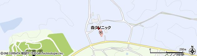 石川県七尾市国分町(ヤ)周辺の地図