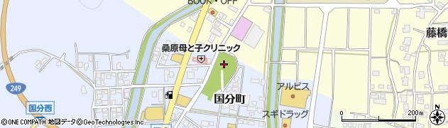 比め神社周辺の地図
