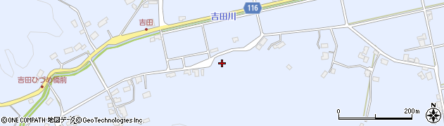石川県七尾市吉田町(リ)周辺の地図