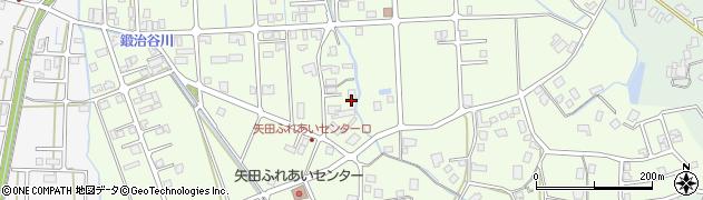 石川県七尾市矢田町(レ)周辺の地図