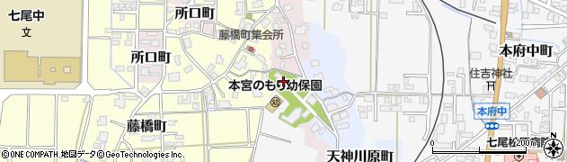 能登生国玉比古神社周辺の地図