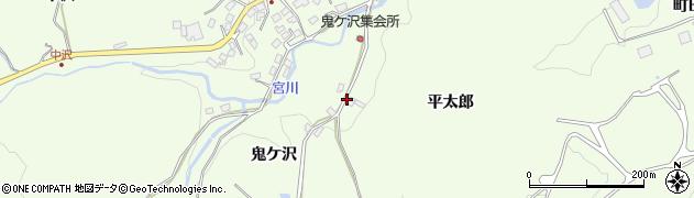 クリクラ平店周辺の地図