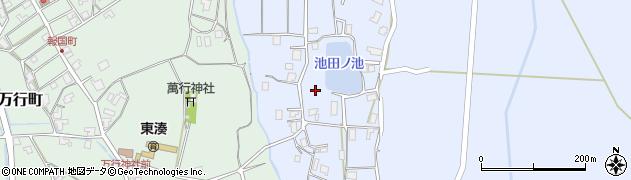 石川県七尾市佐味町(レ)周辺の地図