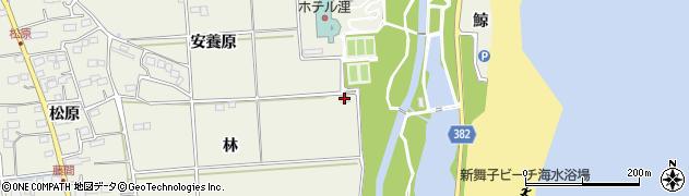 福島県いわき市平藤間(北谷地)周辺の地図