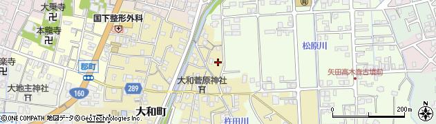 石川県七尾市大和町(ト)周辺の地図