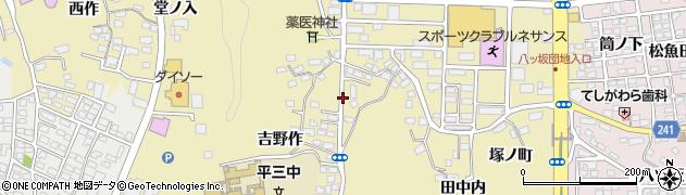 ベスト個別学院 谷川瀬教室周辺の地図