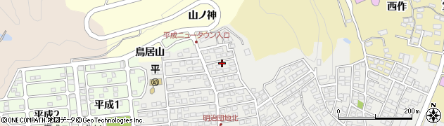 株式会社八城周辺の地図