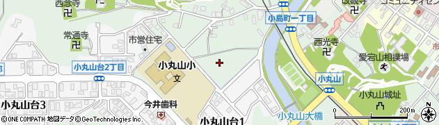 石川県七尾市小島町(ロ)周辺の地図