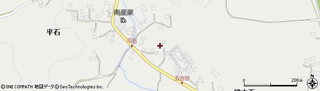 福島県いわき市内郷高野町(渡戸)周辺の地図