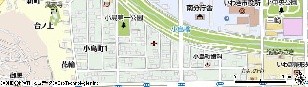 ニチイケアセンター おじま周辺の地図