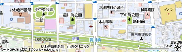 福島資産管理株式会社周辺の地図