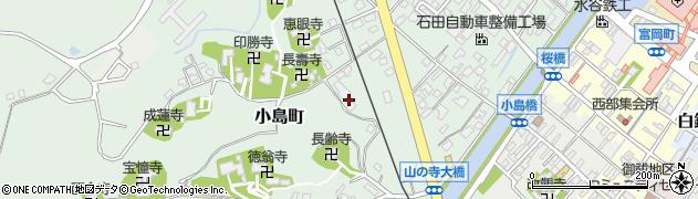 石川県七尾市小島町(ハ)周辺の地図