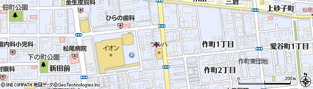 報徳タクシー周辺の地図