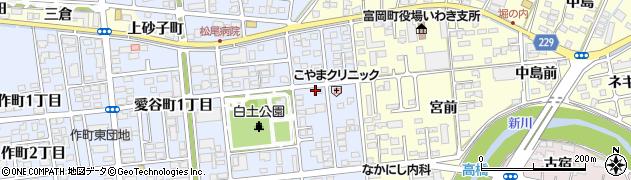 有限会社加藤教材社周辺の地図