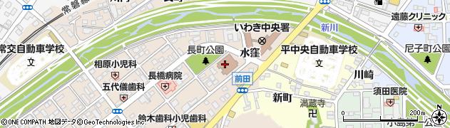 地域密着型介護老人福祉施設 せんしょう苑周辺の地図