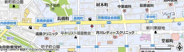 有限会社チューダー周辺の地図